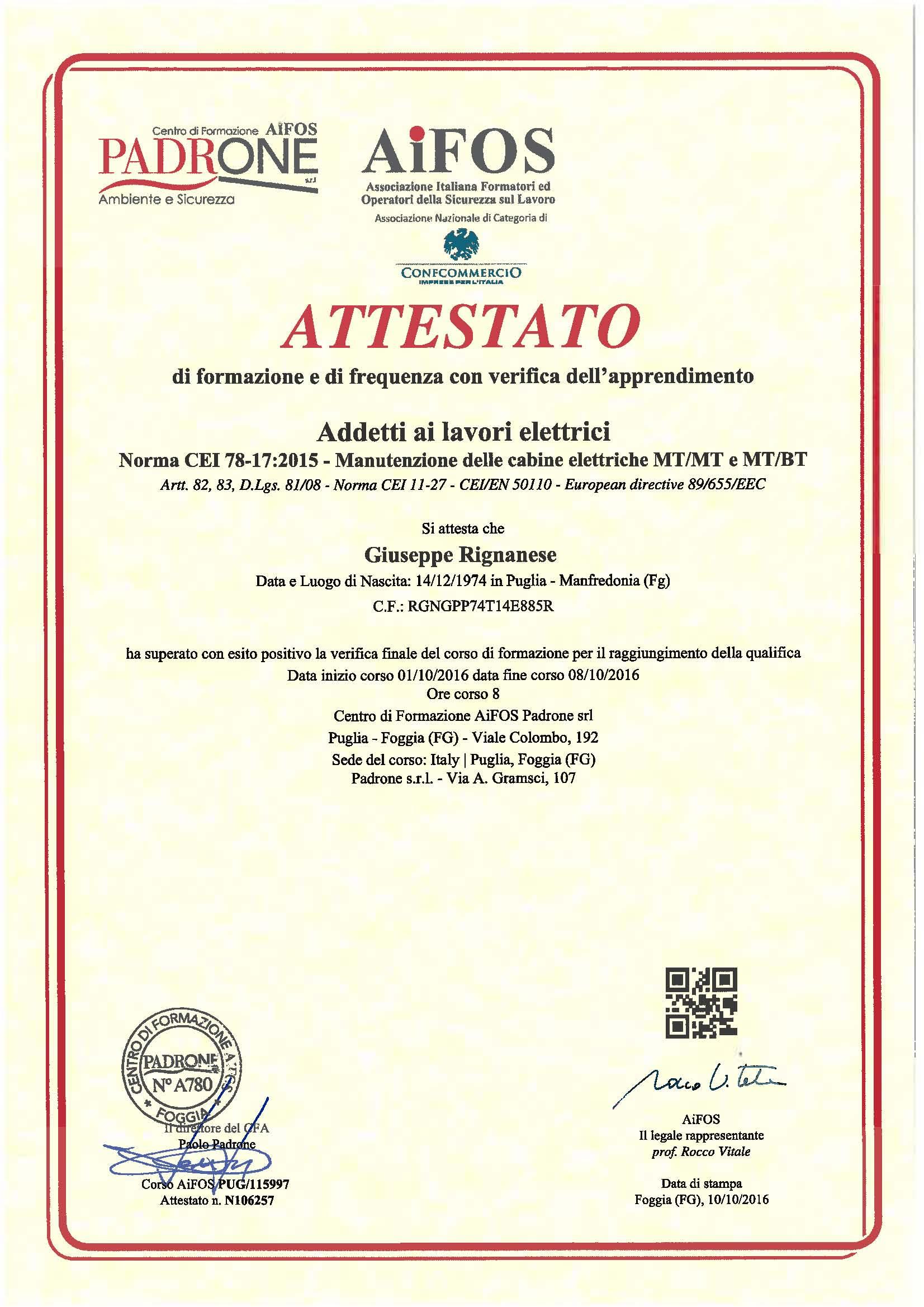 Attestato-CEI-78-17-AIFOS