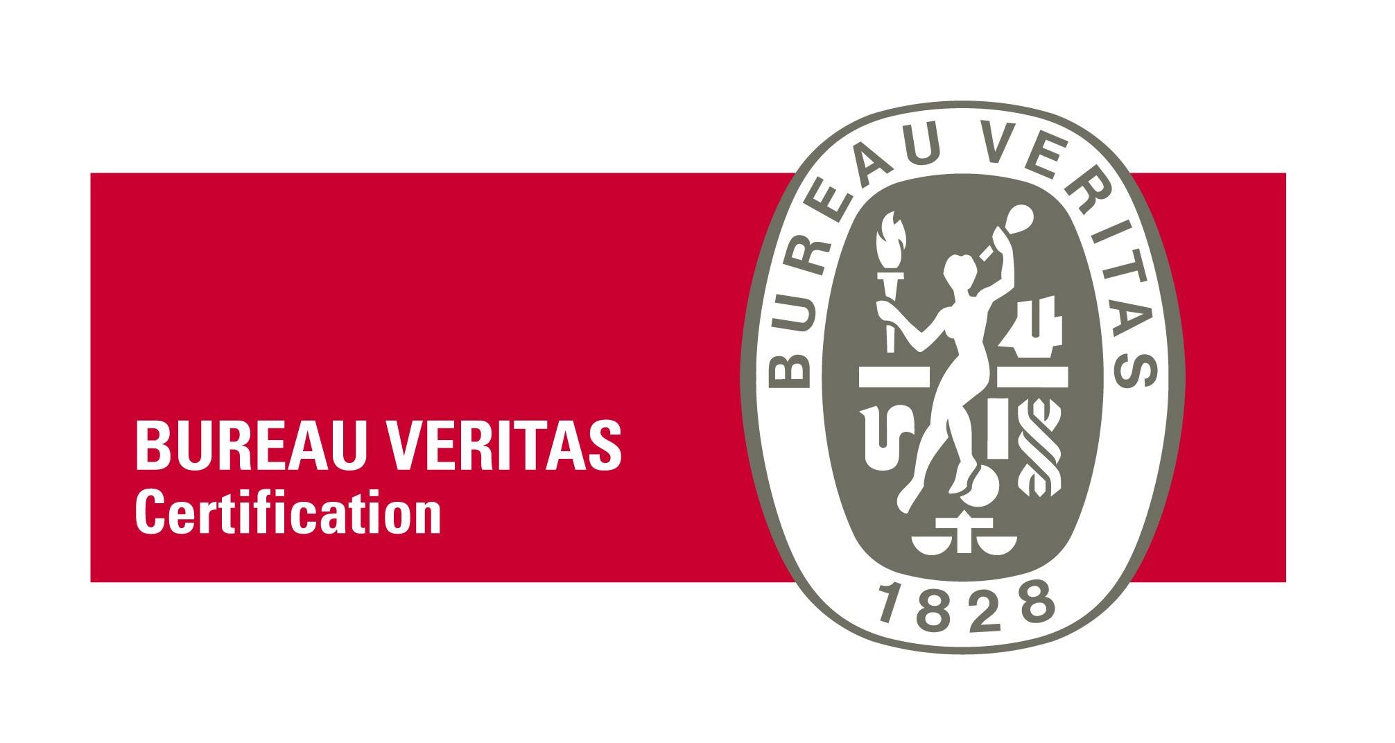 ISO 9001:2008 – Bureau Veritas